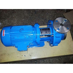 Horizontal Metallic Monoblock Pump