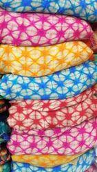 Satin Georgette Print Fabric
