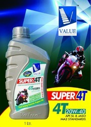 Super 4t Engine Oil 1ltr Pack (SL GRADE)