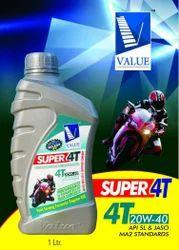 Super 4t Engine Oil 1ltr Pack (SL GRADE)