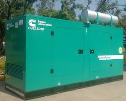 Cummins Diesel Power Generators