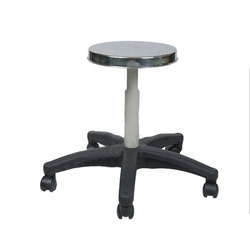 Patient Revolving Stool Foldable