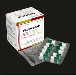 Fluoxecap (Fluoxetine) Capsules USP 20 mg