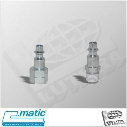 Fittings From Luthra Pneumsys Of Cmatic(NPT Couplings)