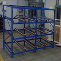 FIFO Flow Storage Rack System