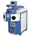Compact Laser Spot Welding Machine for Jewellery and Precision Welding