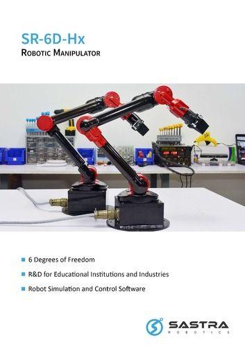 Sr 6d Hx Robotic Arm