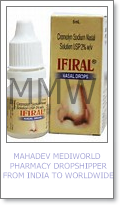 Ifiral Nasal Spray