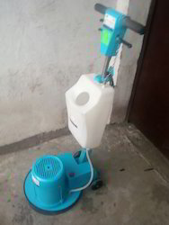 Single Disk Floor Scrubbing And Cleaning Machine
