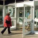 Transparent Ot Swing Doors
