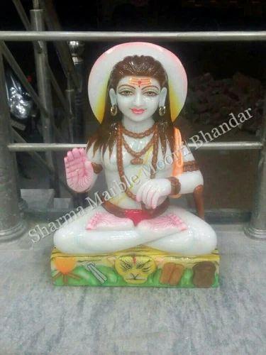 Balaknath Baba Marble Moorti Marble Balak Nath Baba