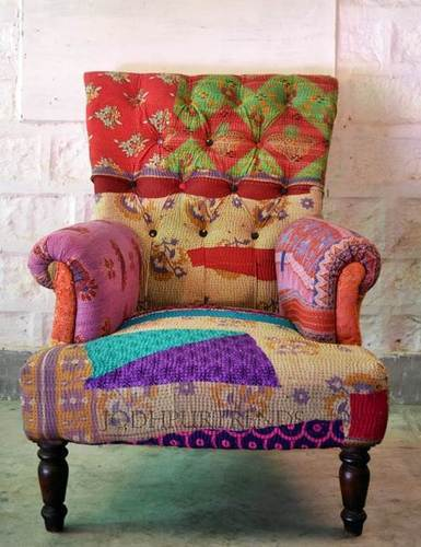 Lovely Traditional Indian Furniture Upholstered Furniture