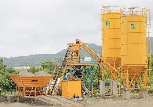 Spotlight on Transbatch Mobile Concrete Batching Plant