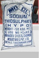 Sodium Thiosulphate (HYPO)