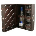 Wooden Bar Set Bar Accessories Portable Bar Set