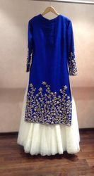 Full Sleev Salwar Suit