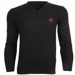 Black Men Knitwears