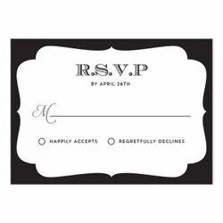 birthday rsvp cards