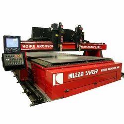 Mastergraph EX2 CNC Plasma / Oxyfuel Cutting Machine
