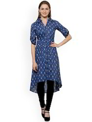 Ladies Cotton Formal Dress
