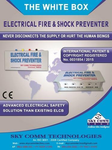 Electrical Safety Devices - White Box Manufacturer from Chennai