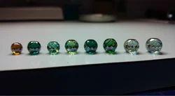 Moissanite Round Beads