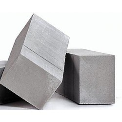 Rectangular And Square Cement Concrete Block
