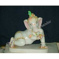 Bal Ganesha Sculpture