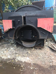 Rajdeep 3 Tons Coal Wood Fired Boiler