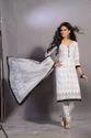 White Salwar Suit