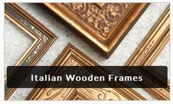 Italian Wooden Frames