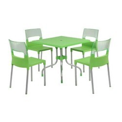 Supreme Green Cafeteria Furniture