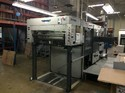 1980 Bobst SP 102-E Flatbed Diecutter With Stripper