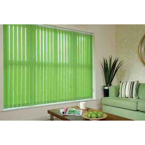 Fabric Multicolor Vertical Blinds