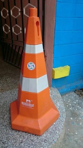 Heavy Duty Hexogonal Cone