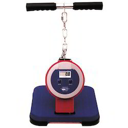 Digital Back Muscle Dynamometer
