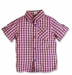 Color Checks Shirt