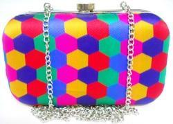 Box Clutch Bag
