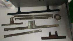 Pouch Packing Machine Cutting Blades