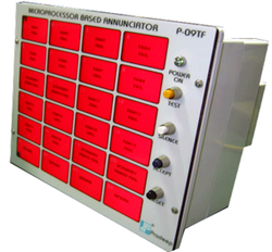 24 Window Annunciator