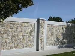 Wall Compound Construction Service