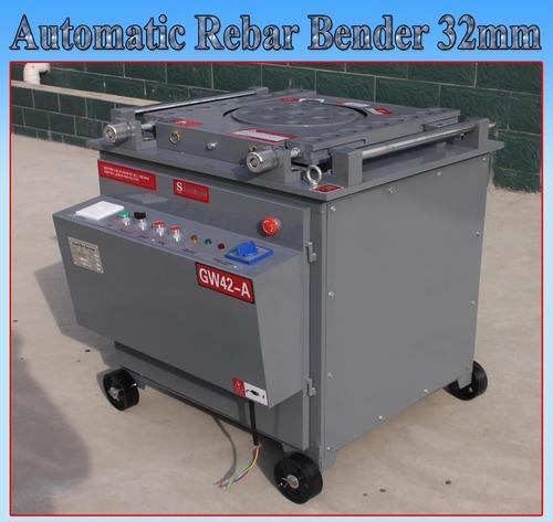 Automatic Rebar Bender 32mm