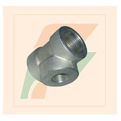 SS Tee Pipe Fittings