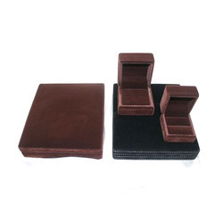 Full Suede Jewellery Boxes