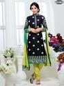 Ladies Cotton Designer Suits
