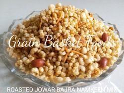 Roasted Jowar Bajra Mix Namkeen