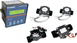 Flow Indicator & Totalizer
