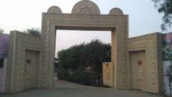 Fiber Entrance Gate
