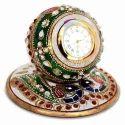 Marble Desktop Clocks