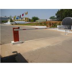 Remote Control Boom Barrier